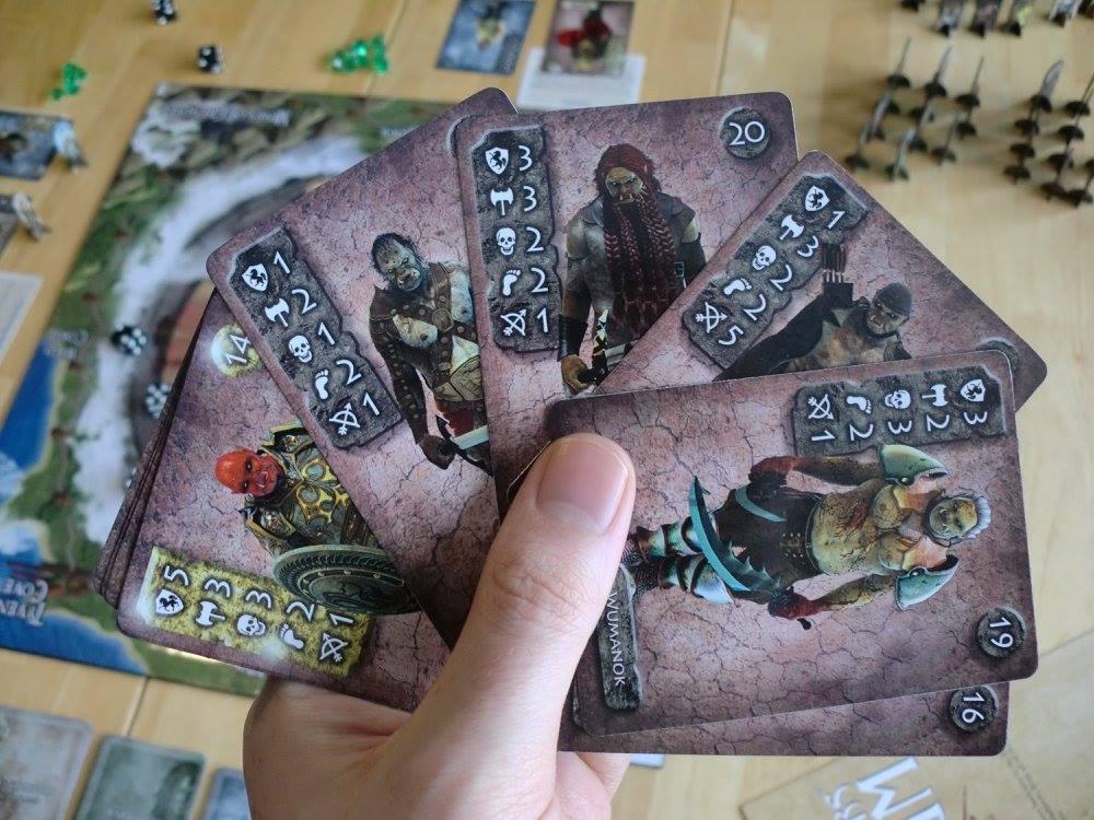 ePic Character Generator Gladiators of Sarum Board Game