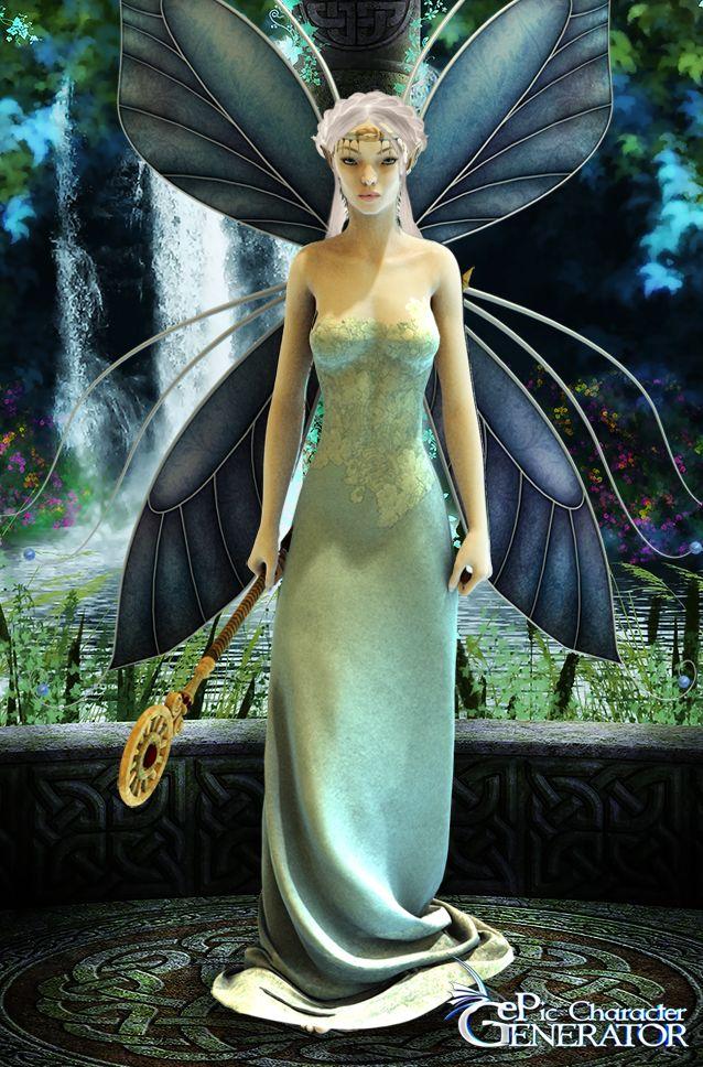 ePic Character Generator Season 1 Elf Female Screenshot 2