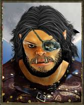ePic Character Generator Season 1 Ork Male Icon