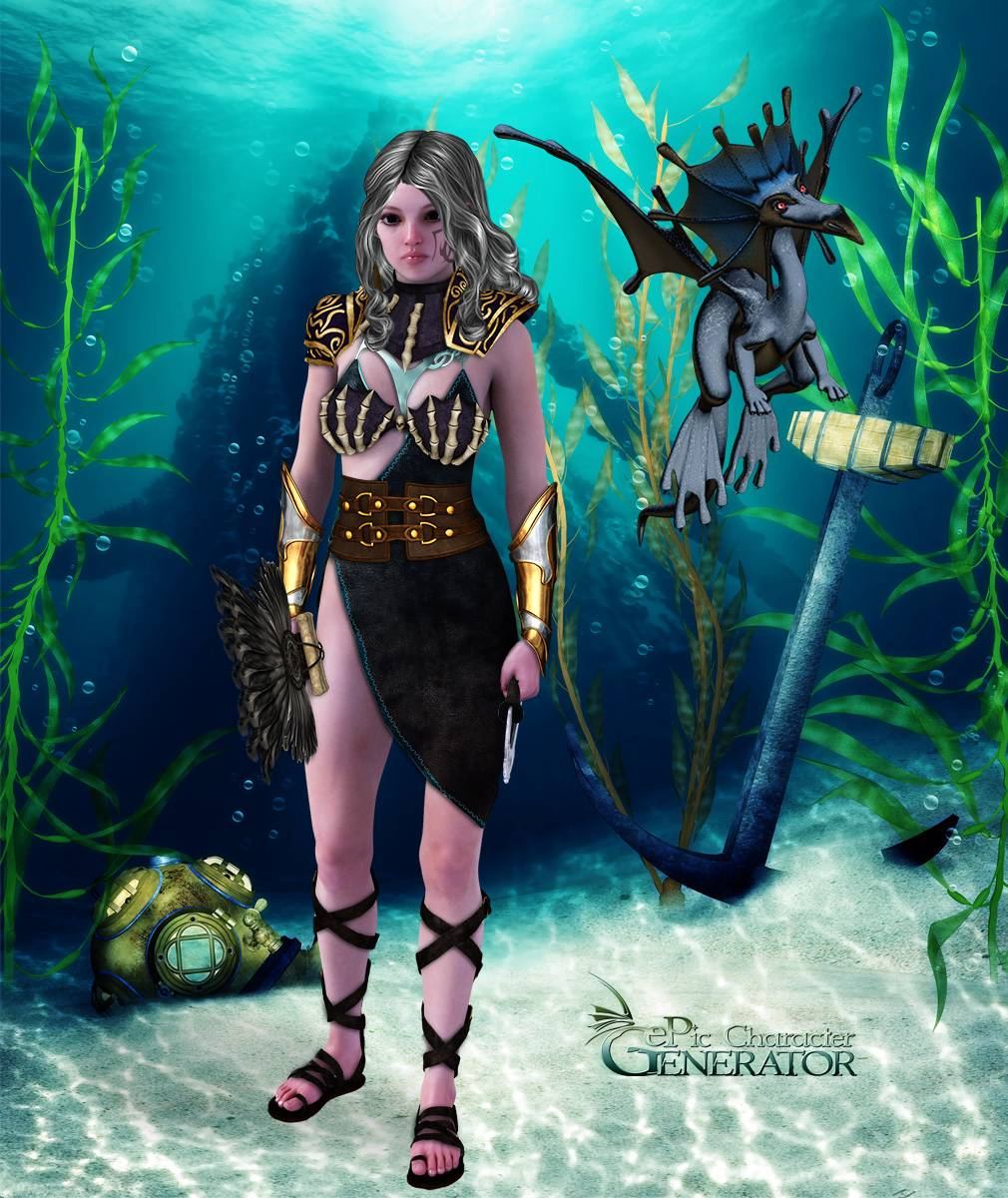 ePic Character Generator Season 2 Fantasy Bestiary Screenshot 01