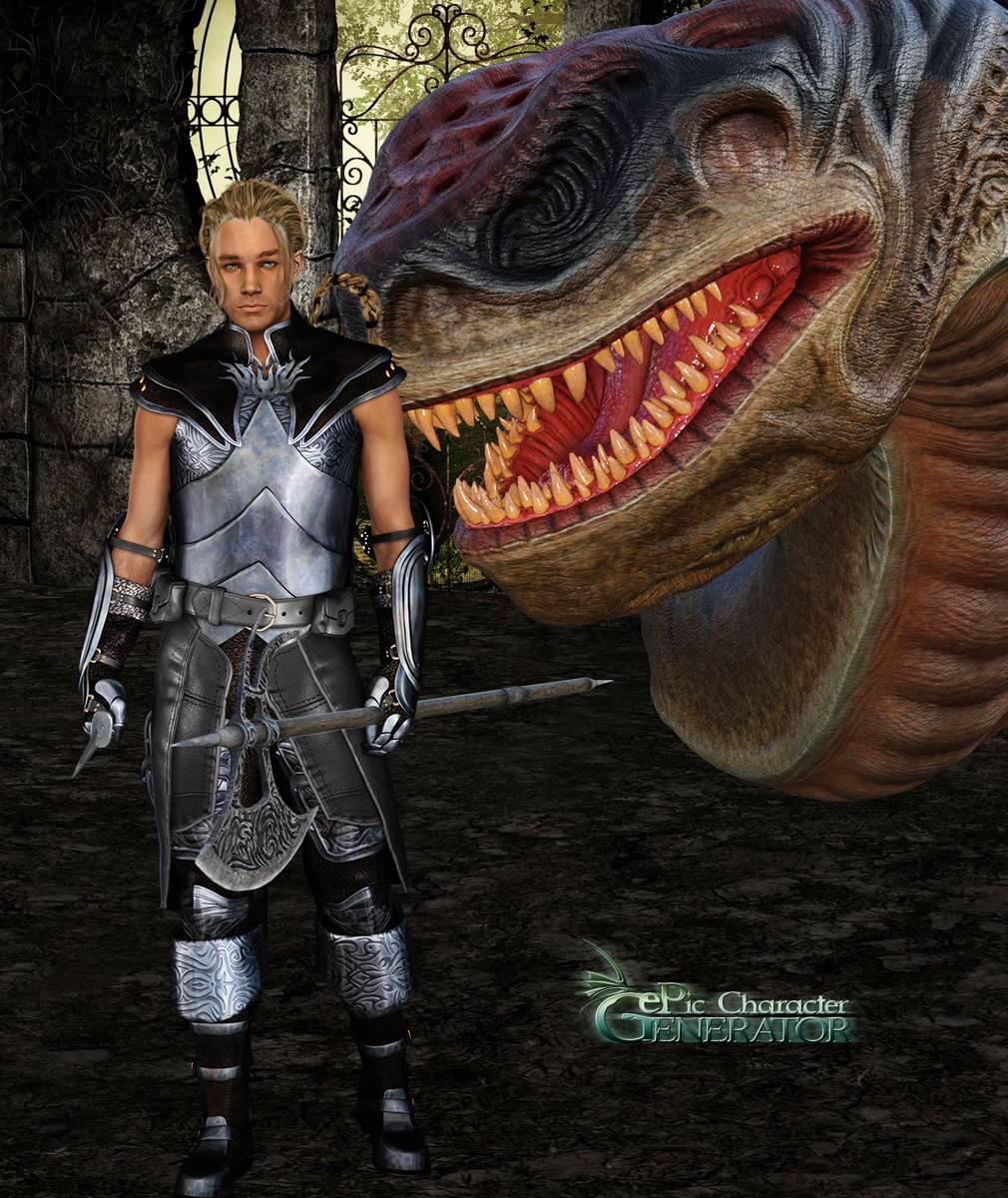 ePic Character Generator Season 2 Fantasy Bestiary Screenshot 02