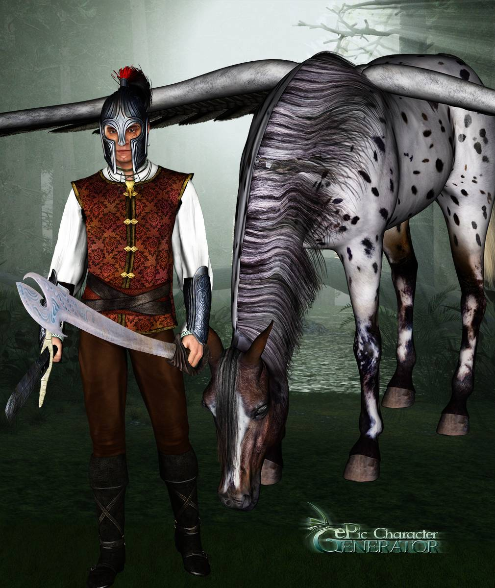 ePic Character Generator Season 2 Fantasy Bestiary Screenshot 03