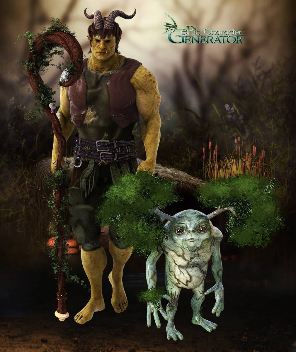 ePic Character Generator Season 2 Fantasy Bestiary Screenshot 06