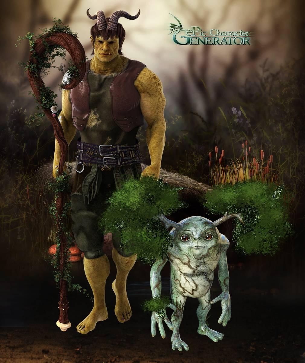 ePic Character Generator Season 2 Fantasy Bestiary Screenshot 06