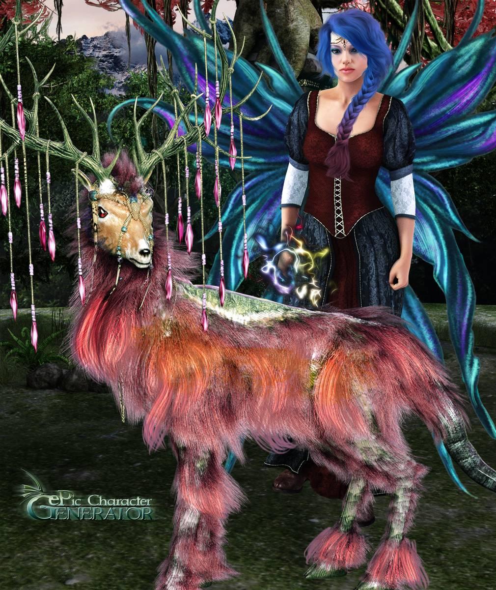 ePic Character Generator Season 2 Fantasy Bestiary Screenshot 09