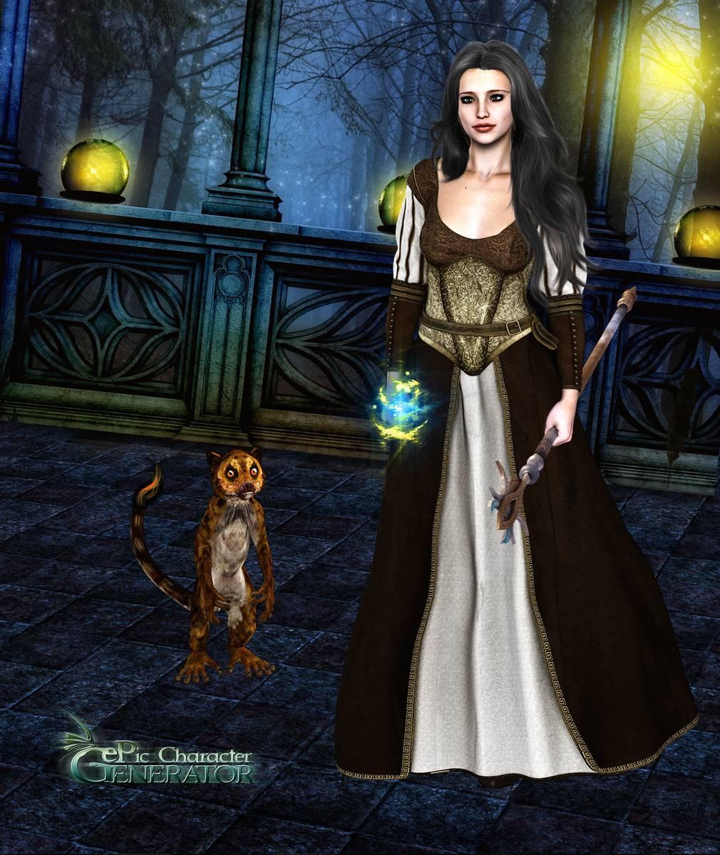 ePic Character Generator Season 2 Fantasy Bestiary Screenshot 10