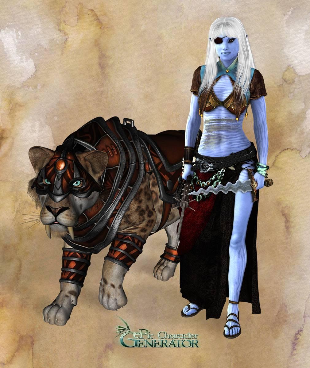 ePic Character Generator Season 2 Fantasy Bestiary Screenshot 11