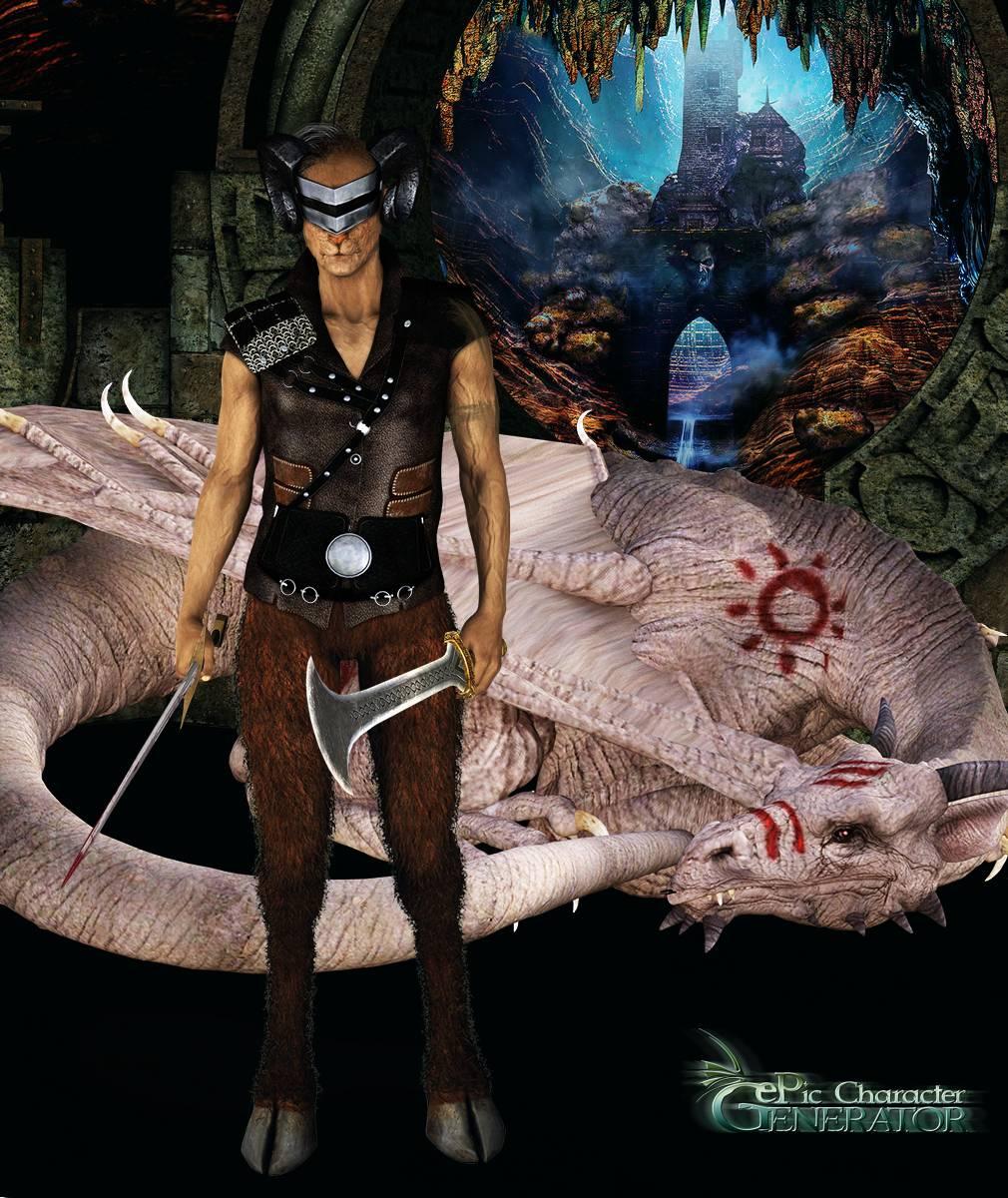 ePic Character Generator Season 2 Fantasy Bestiary Screenshot 15