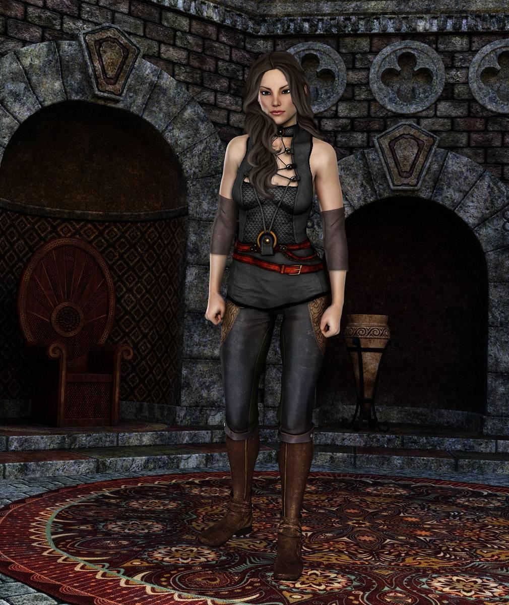 ePic Character Generator Season 2 Female Adventurer 1 Screenshot 01