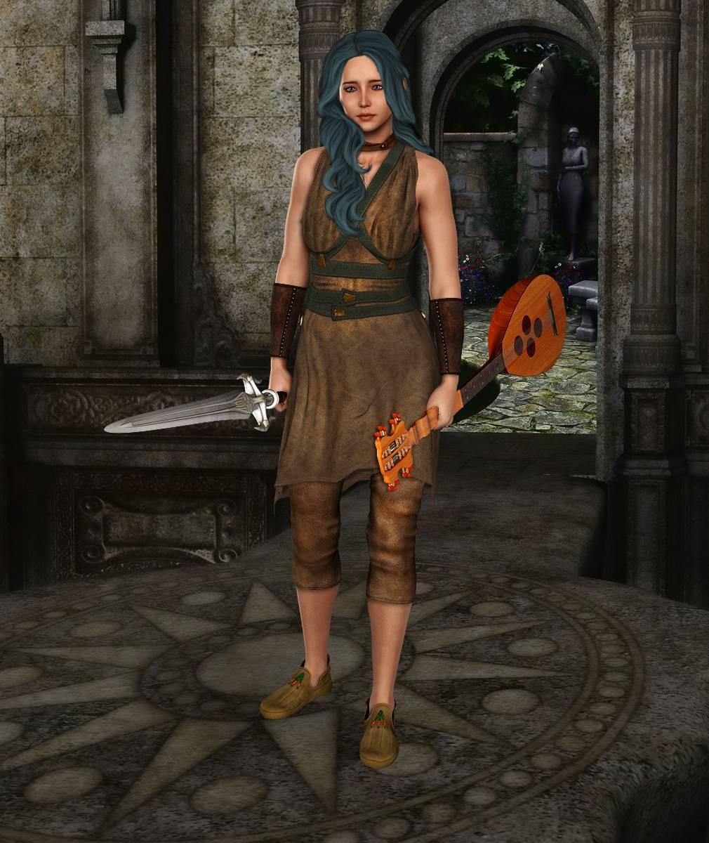 ePic Character Generator Season 2 Female Adventurer 1 Screenshot 05