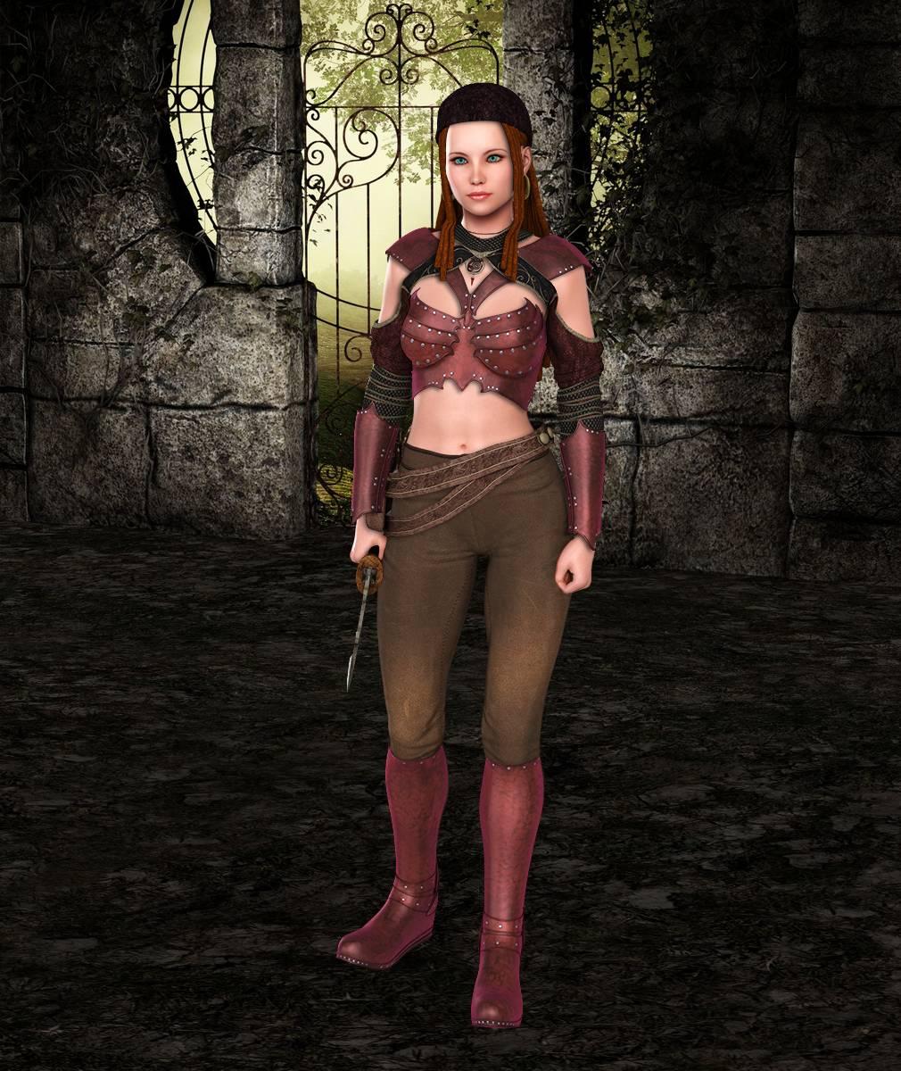 ePic Character Generator Season 2 Female Adventurer 1 Screenshot 12