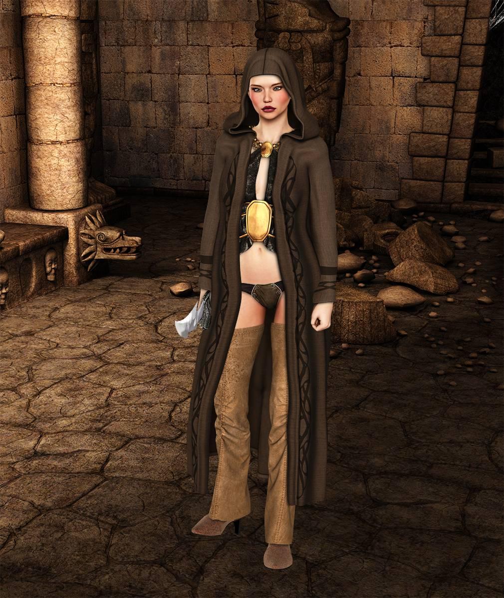 ePic Character Generator Season 2 Female Adventurer 1 Screenshot 14