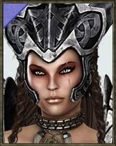 ePic Character Generator Season 2 Female Barbarian Icon
