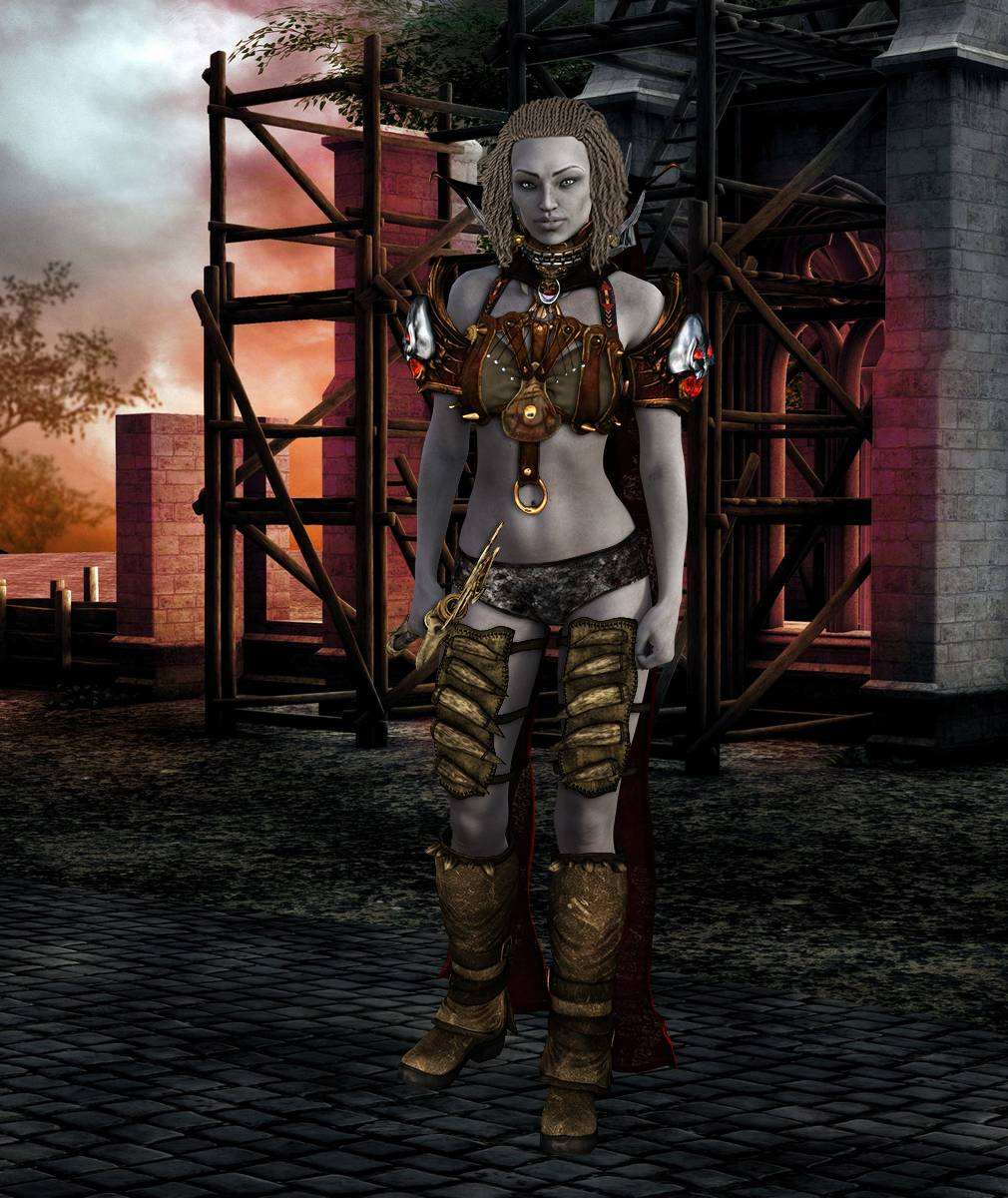 ePic Character Generator Season 2 Female Barbarian Screenshot 10