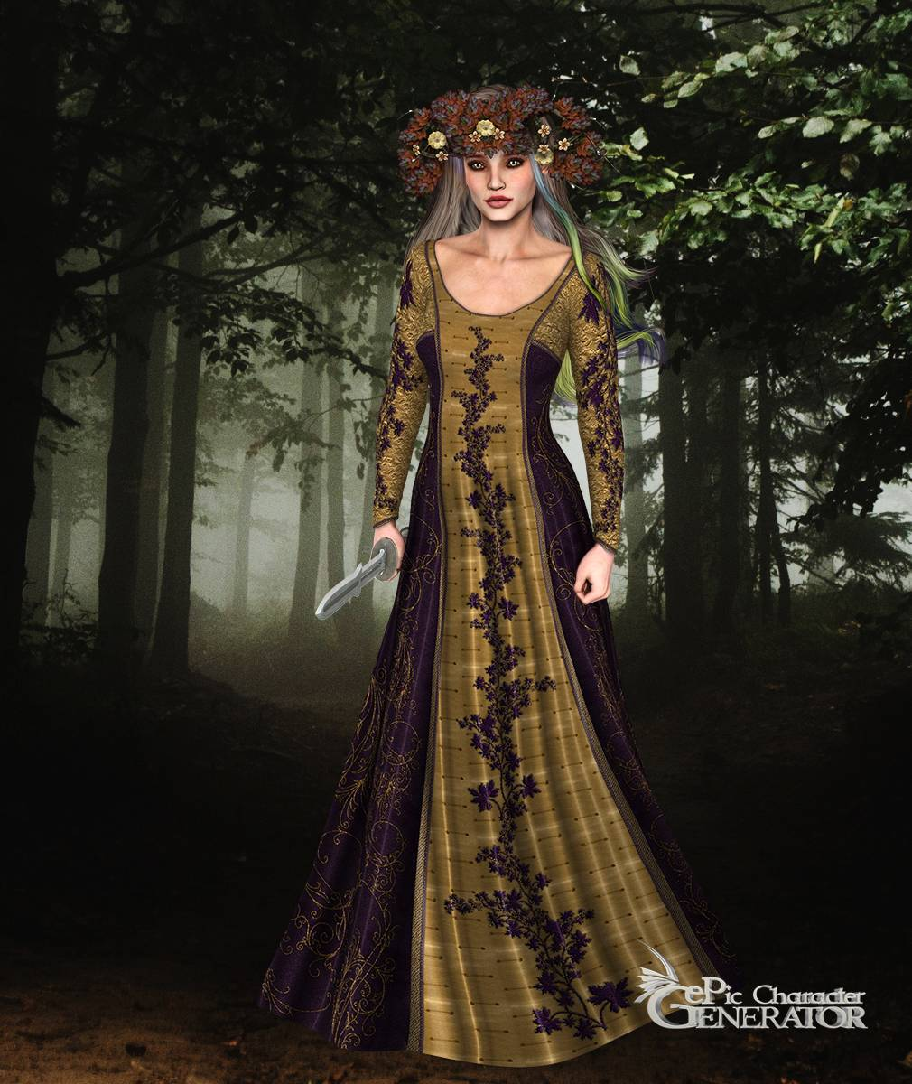 ePic Character Generator Season 2 Female Elf Screenshot 15