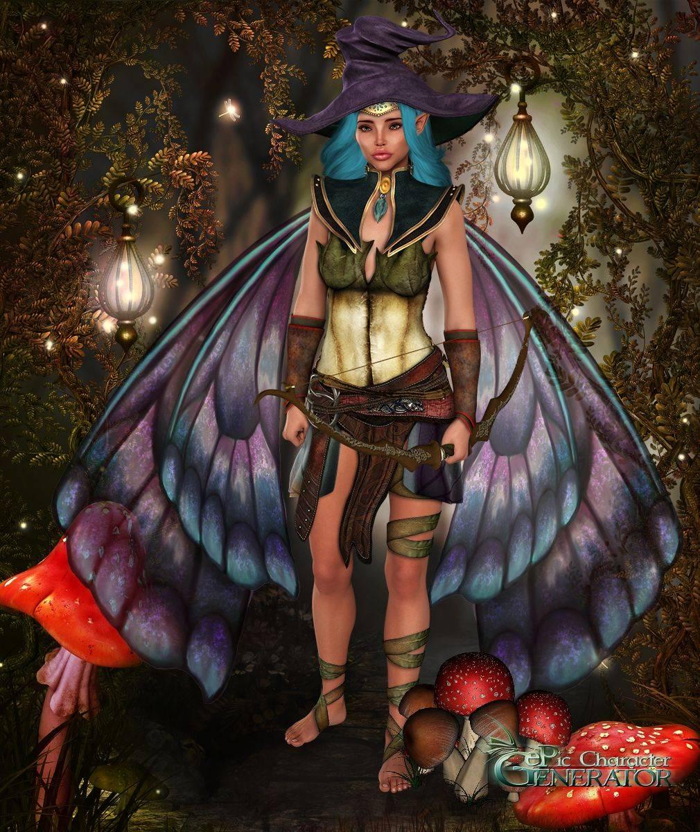 ePic Character Generator Season 2 Female Fae Folk Screenshot 06