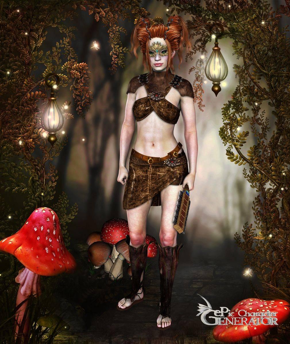 ePic Character Generator Season 2 Female Fae Folk Screenshot 09