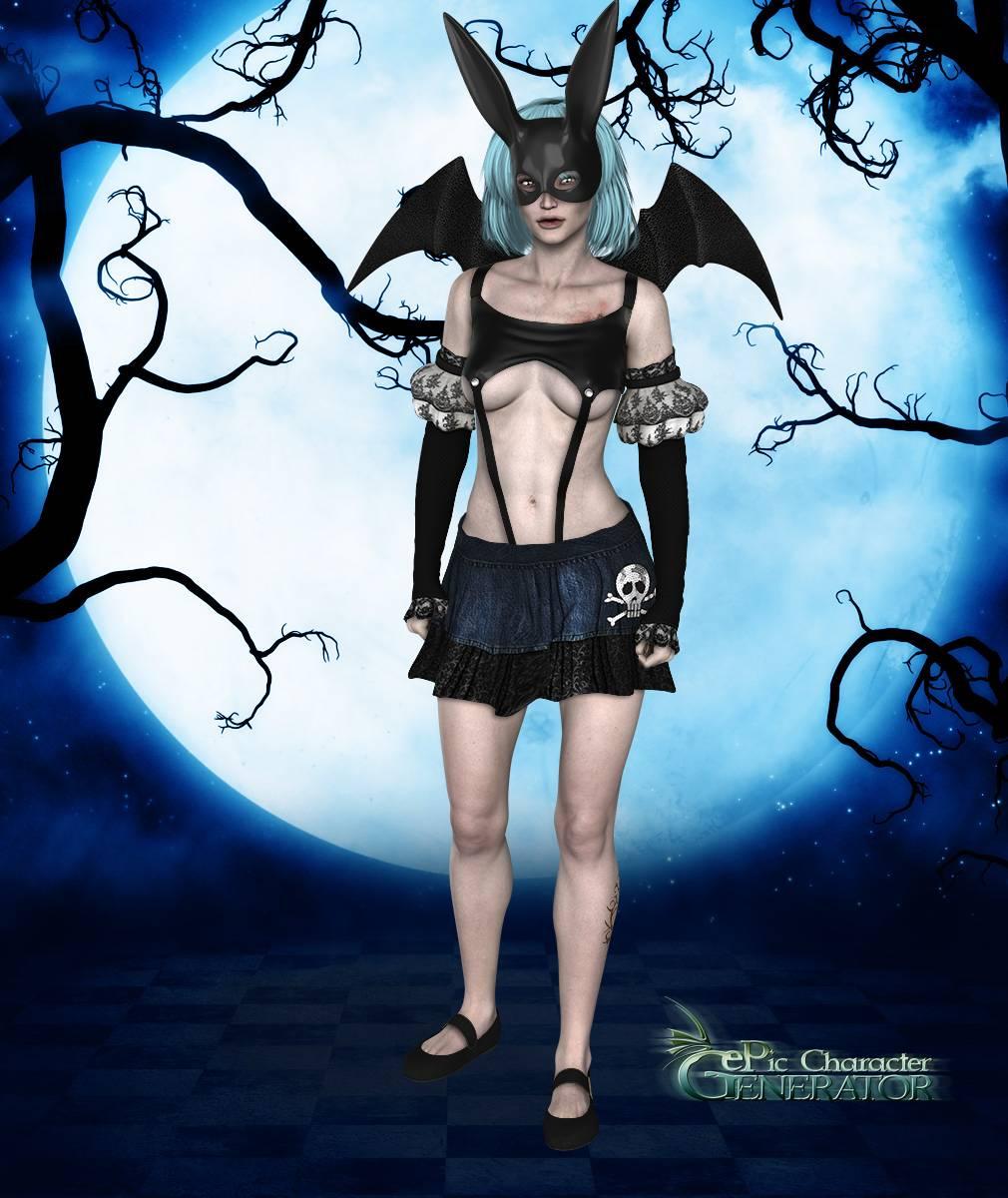 ePic Character Generator Season 2 Female Halloween Screenshot 08