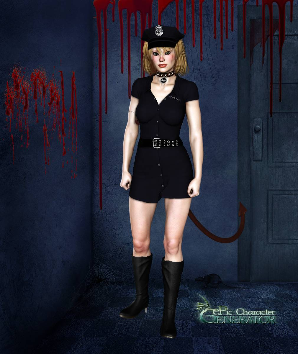 ePic Character Generator Season 2 Female Halloween Screenshot 12