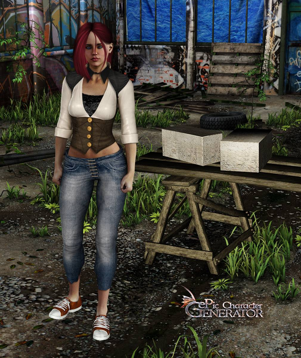 ePic Character Generator Season 2 Female Modern 2 Screenshot 05