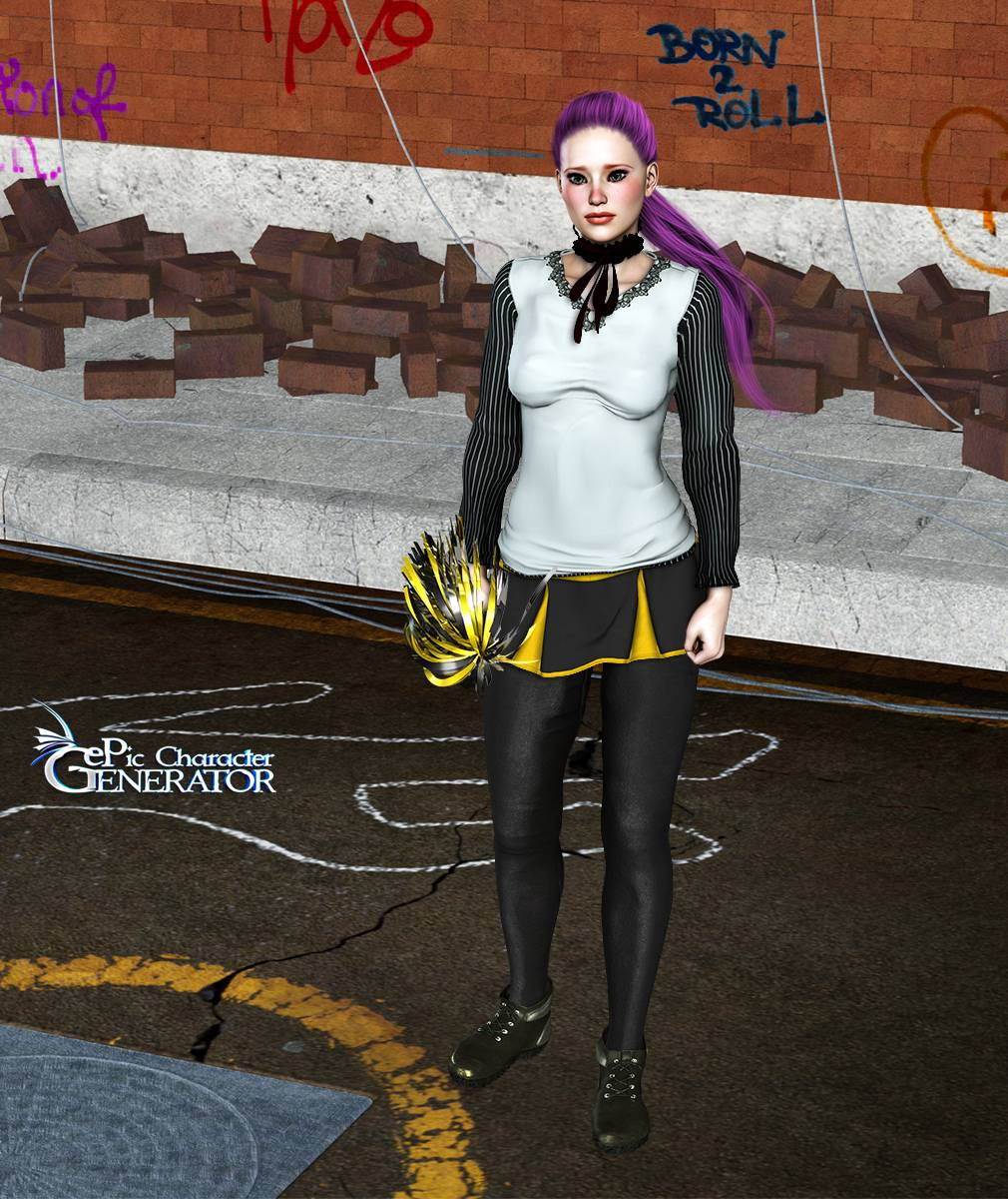 ePic Character Generator Season 2 Female Modern 2 Screenshot 06