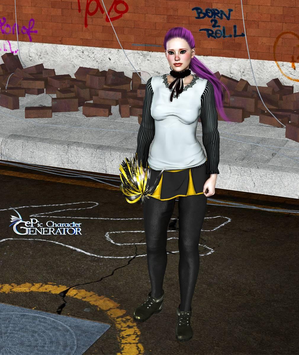 ePic Character Generator Season 2 Female Modern 2 Screenshot 06