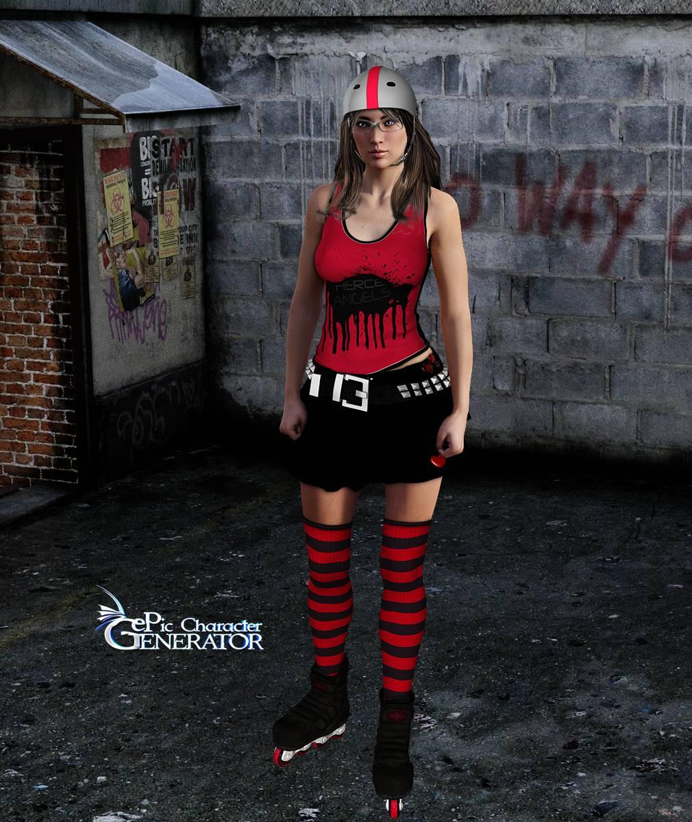 ePic Character Generator Season 2 Female Modern 2 Screenshot 11