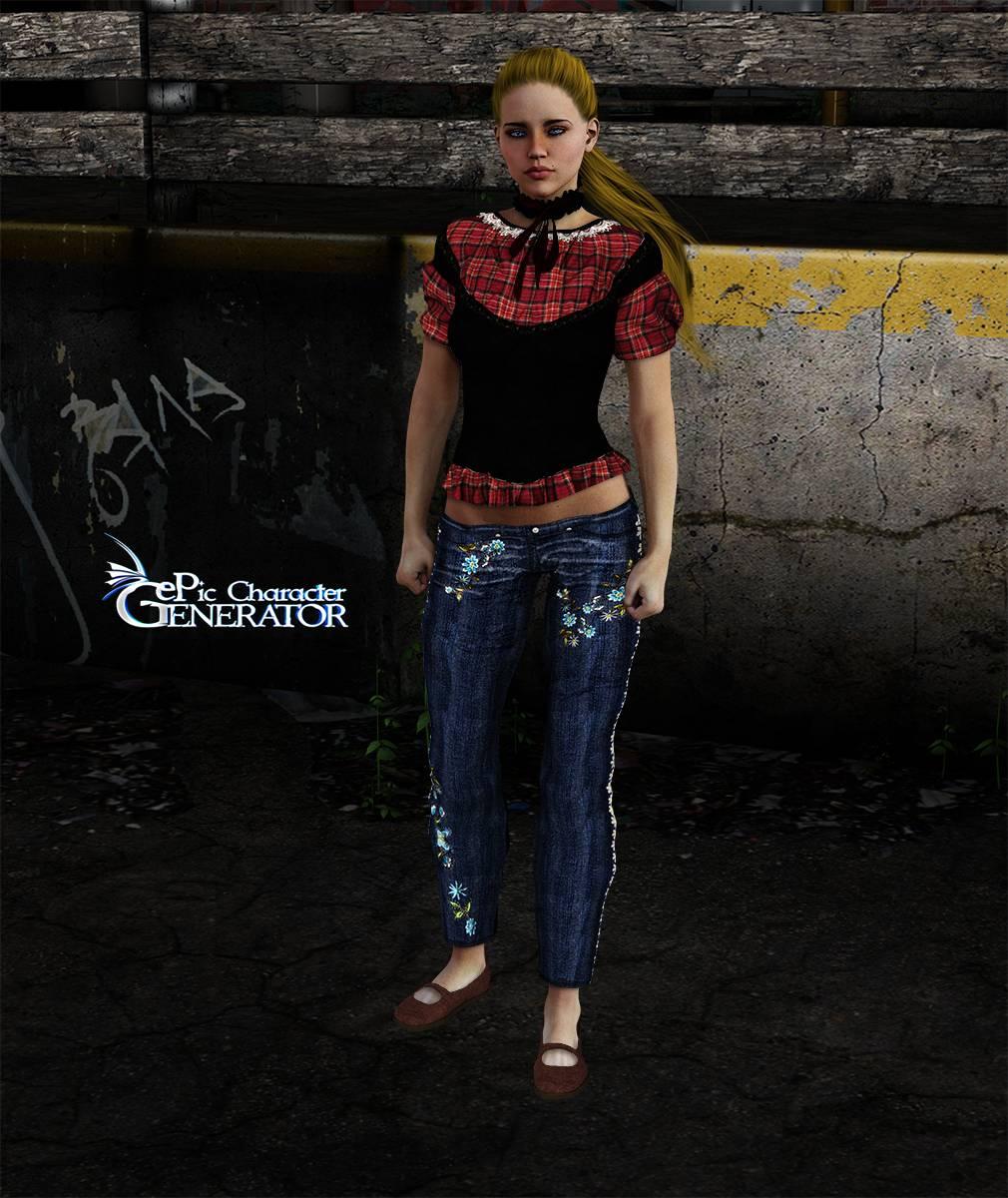 ePic Character Generator Season 2 Female Modern 2 Screenshot 15