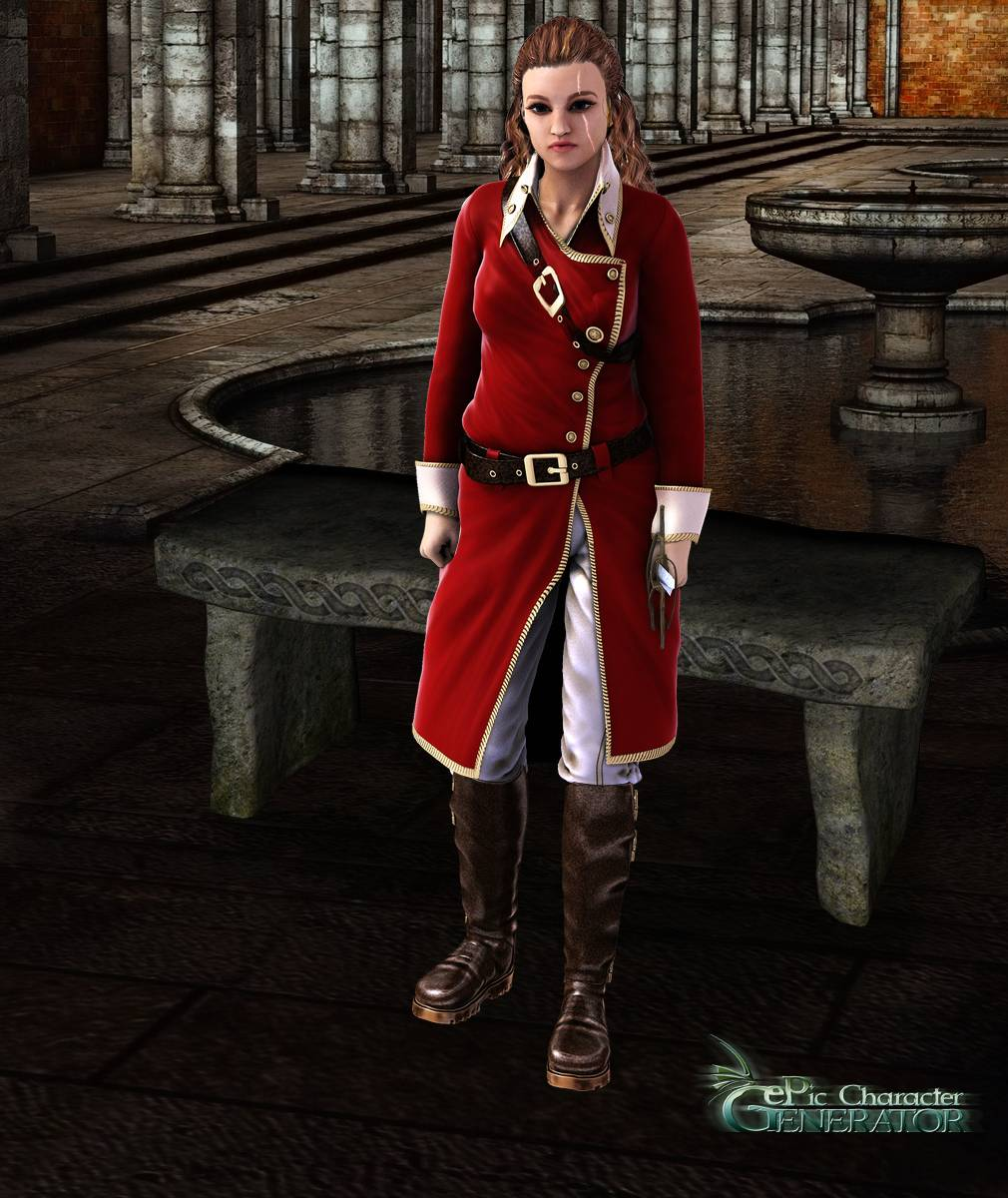 ePic Character Generator Season 2 Female Pirate Screenshot 09