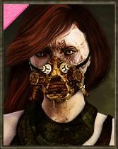 ePic Character Generator Season 2 Female Post apocalyptic Icon