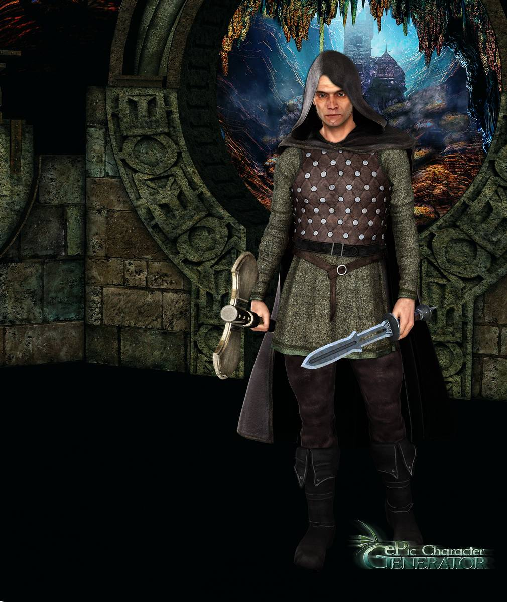 ePic Character Generator Season 2 Male Adventurer Screenshot 04