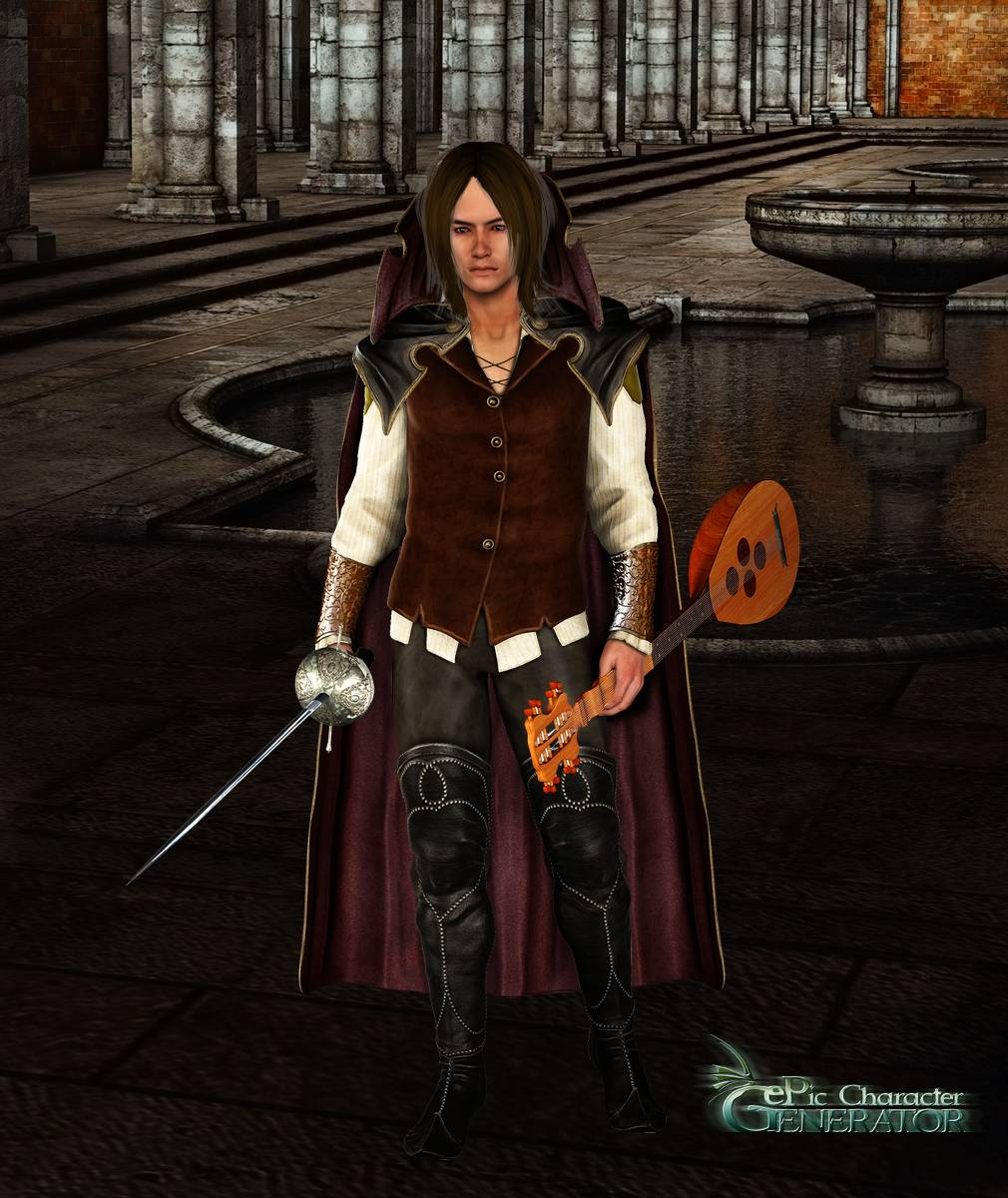 ePic Character Generator Season 2 Male Adventurer Screenshot 11