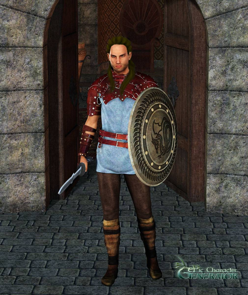 ePic Character Generator Season 2 Male Adventurer Screenshot 13