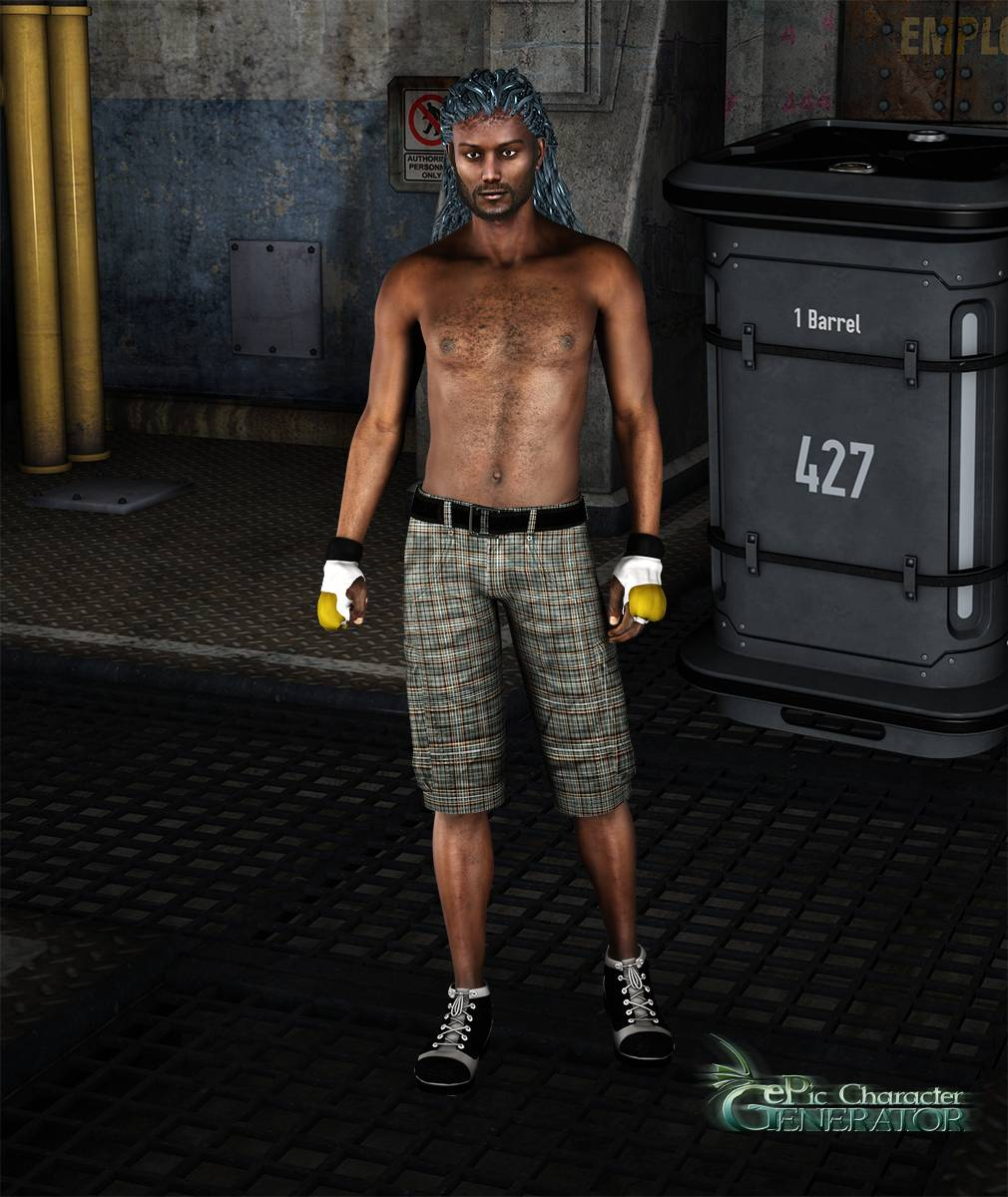 ePic Character Generator Season 2 Male Modern Screenshot 07