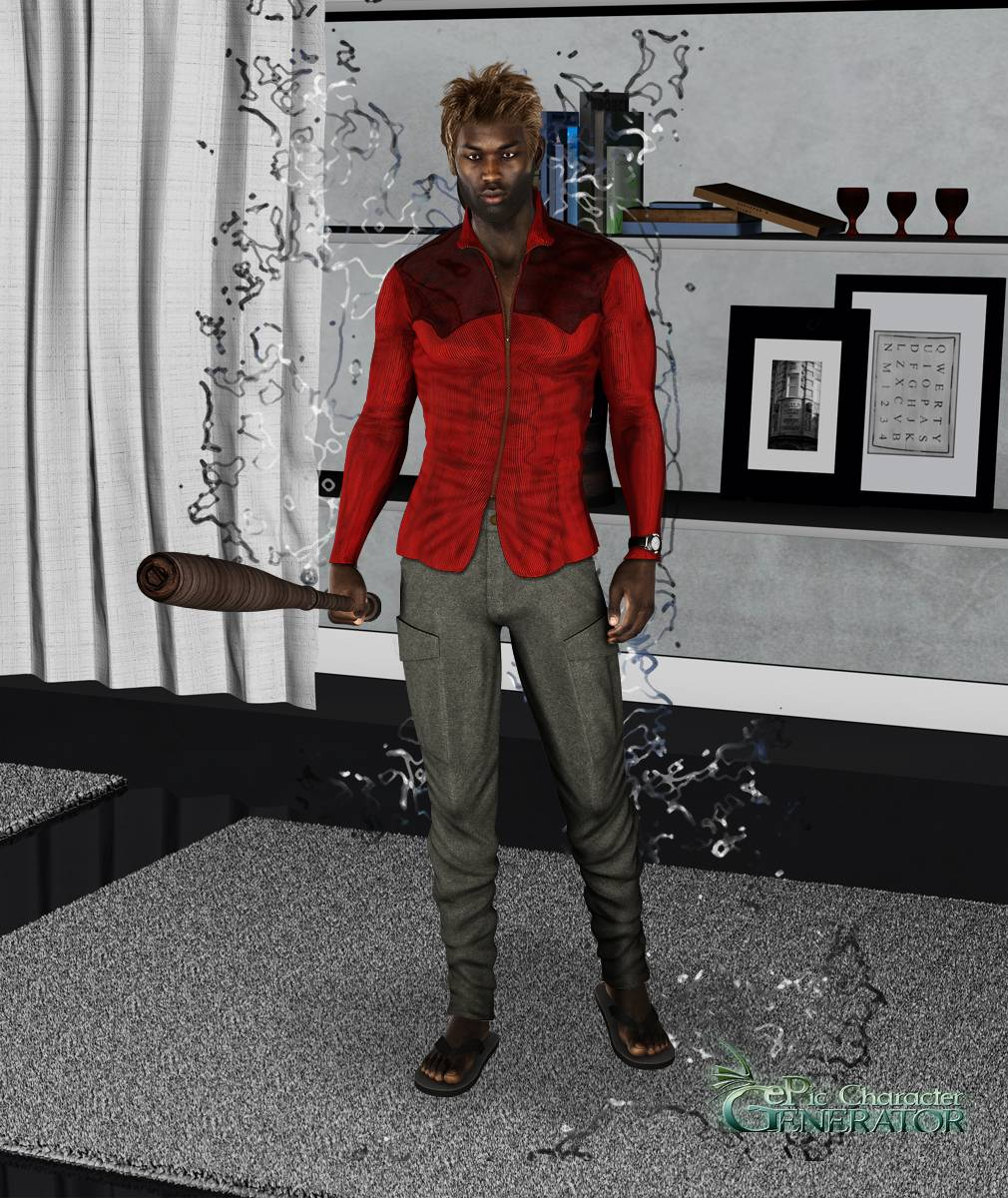 ePic Character Generator Season 2 Male Modern Screenshot 09