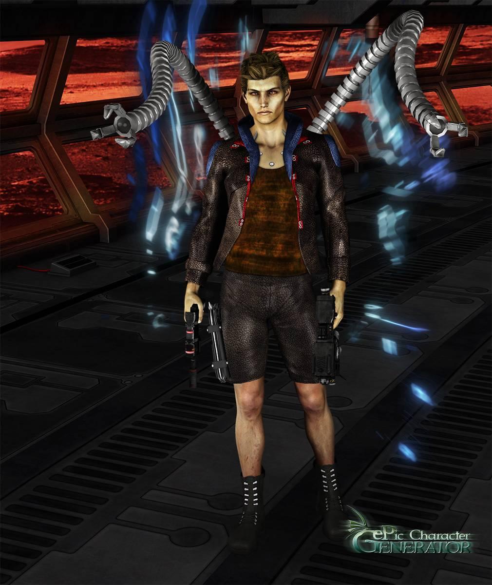 ePic Character Generator Season 2 Male Sci fi Screenshot 10