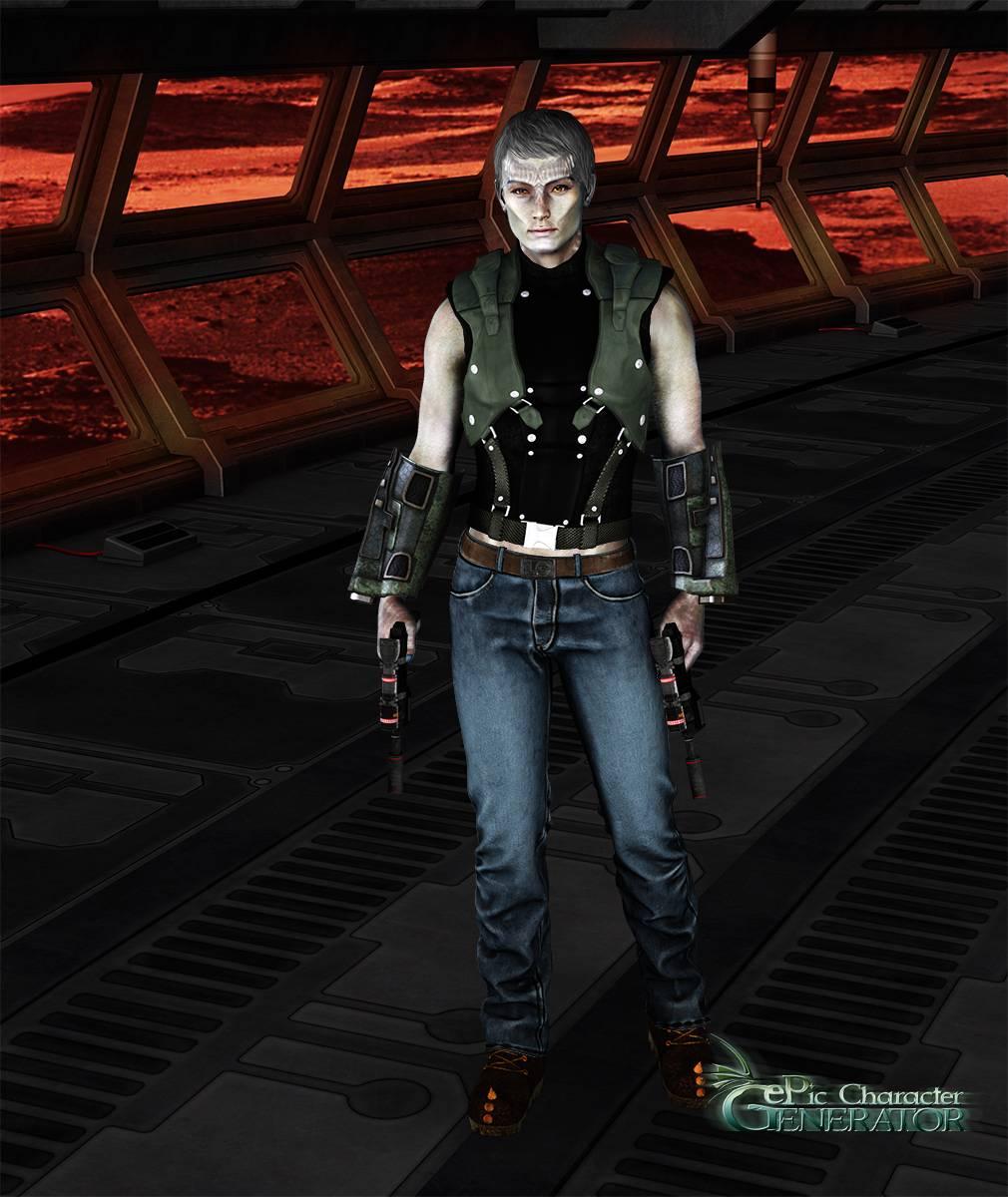 ePic Character Generator Season 2 Male Sci fi Screenshot 13