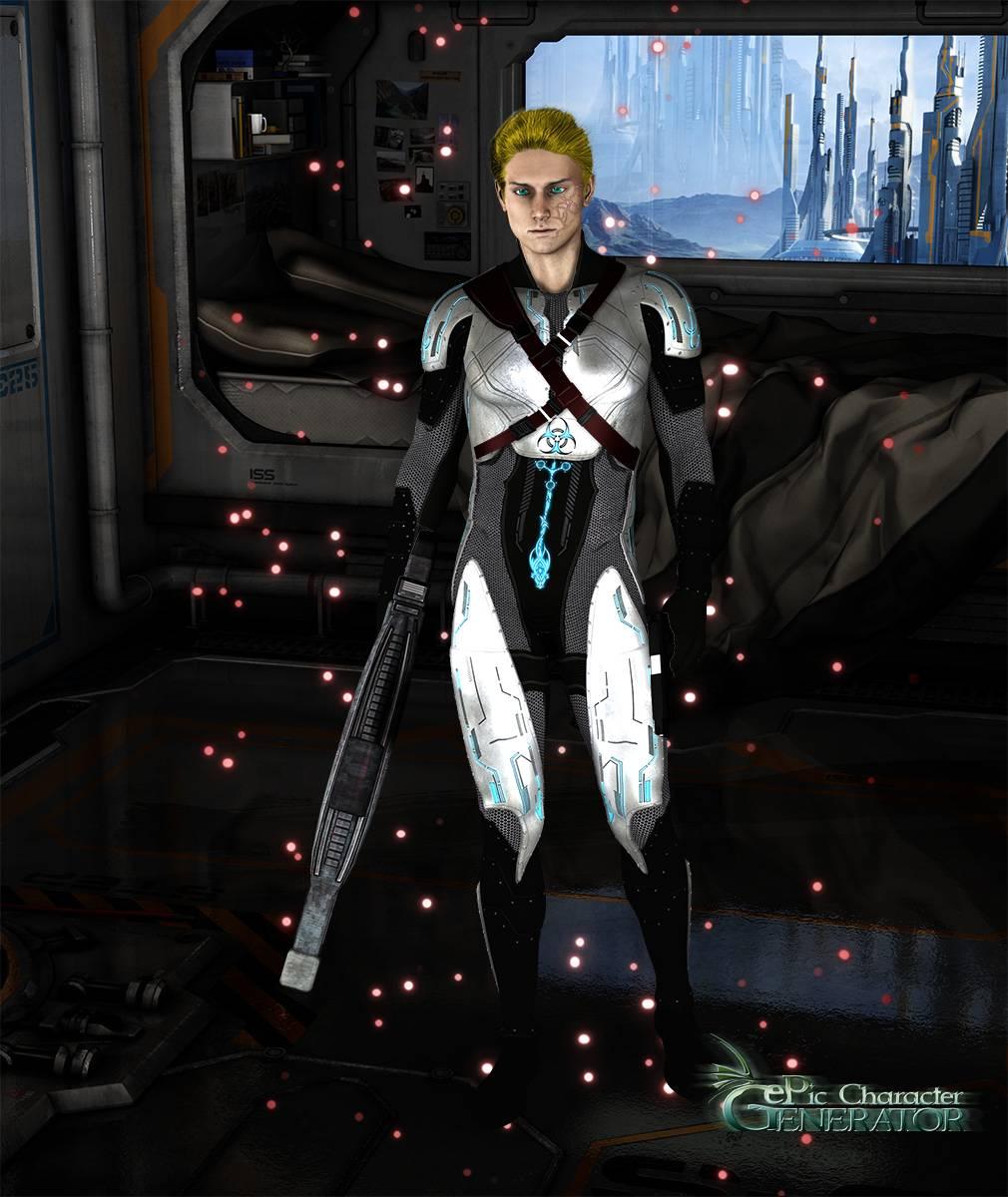 ePic Character Generator Season 2 Male Superhero Screenshot 01
