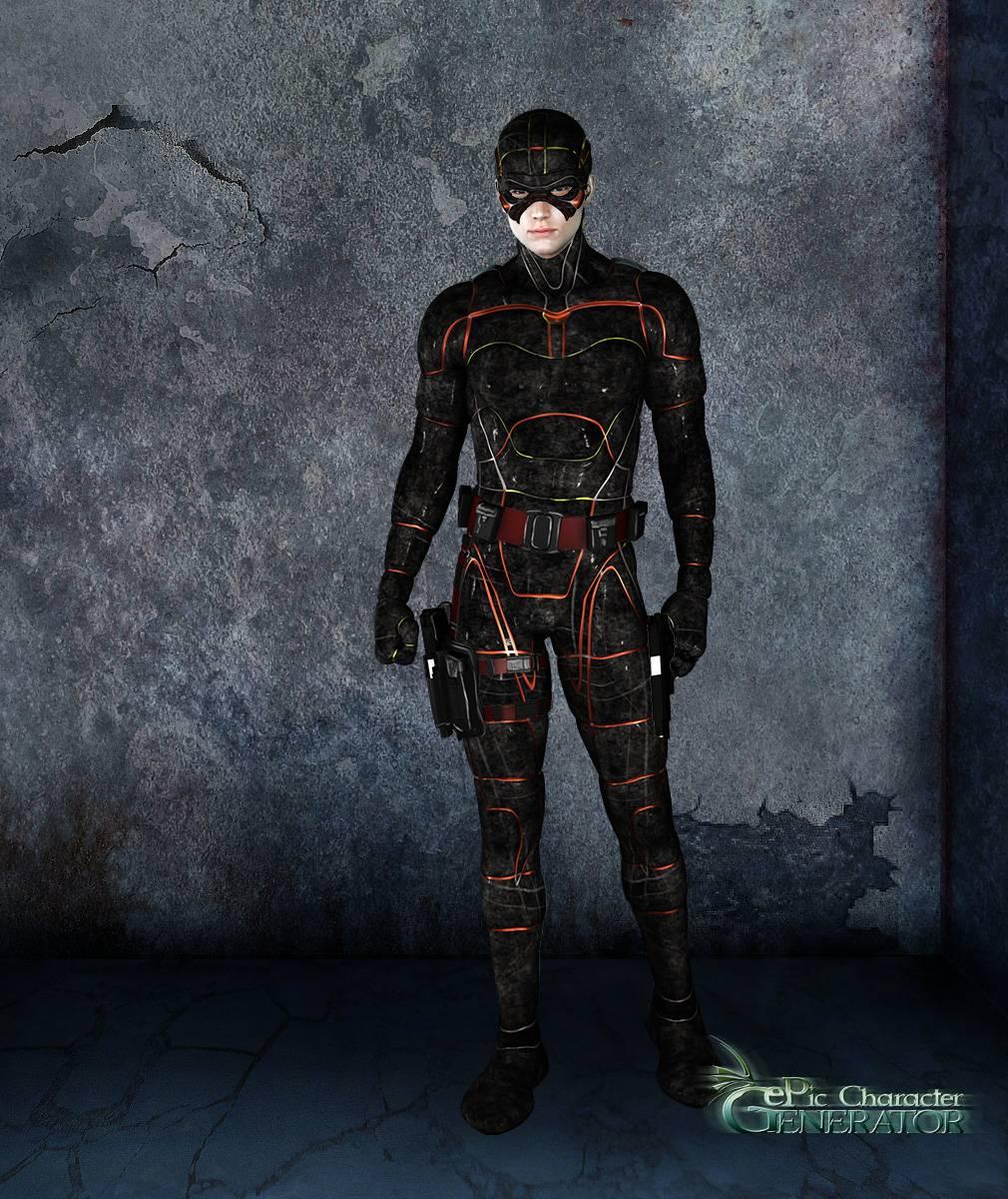 ePic Character Generator Season 2 Male Superhero Screenshot 06