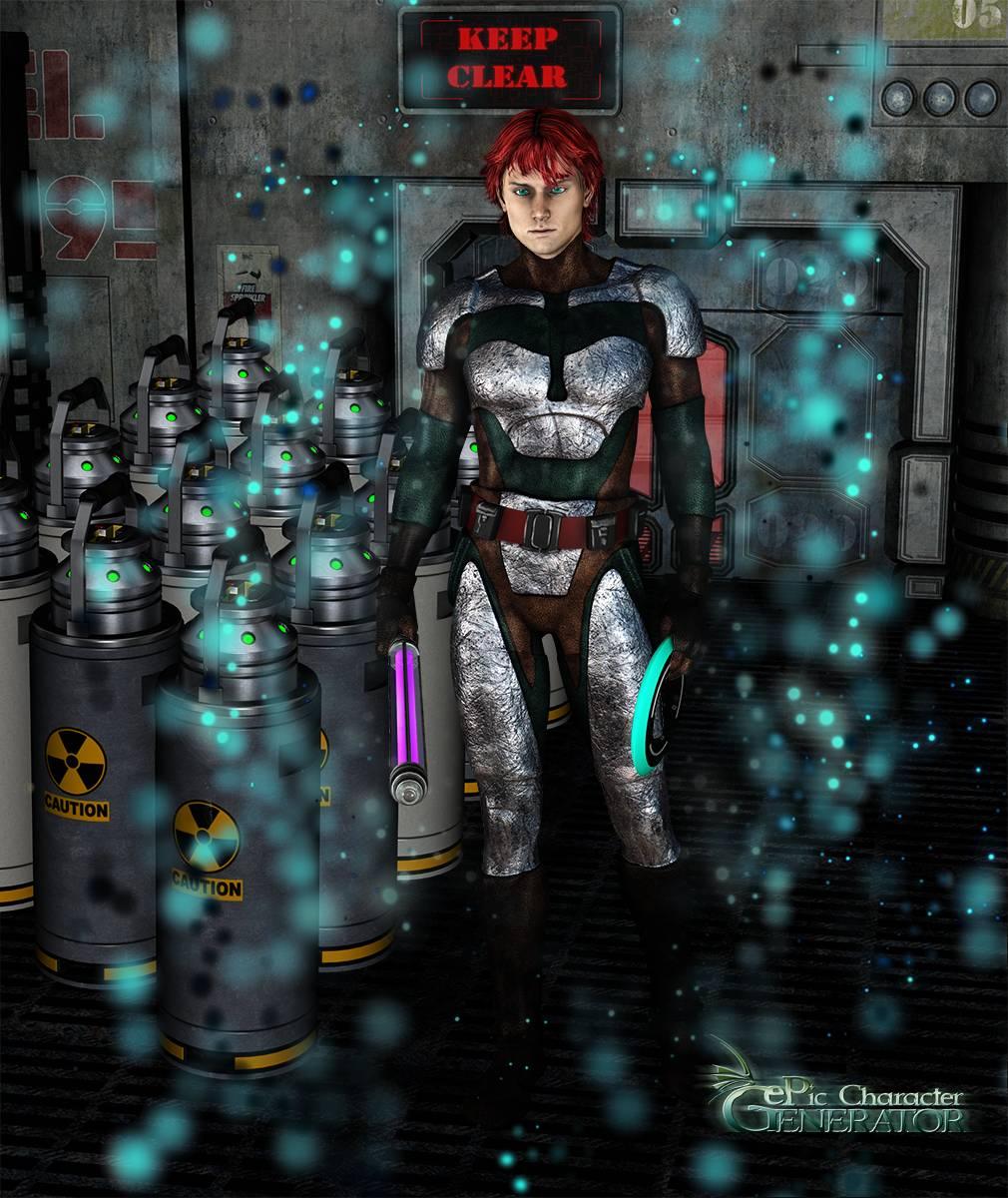 ePic Character Generator Season 2 Male Superhero Screenshot 08