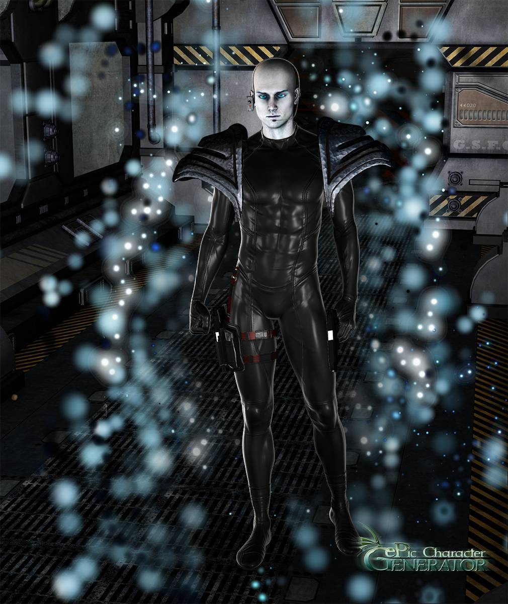 ePic Character Generator Season 2 Male Superhero Screenshot 11