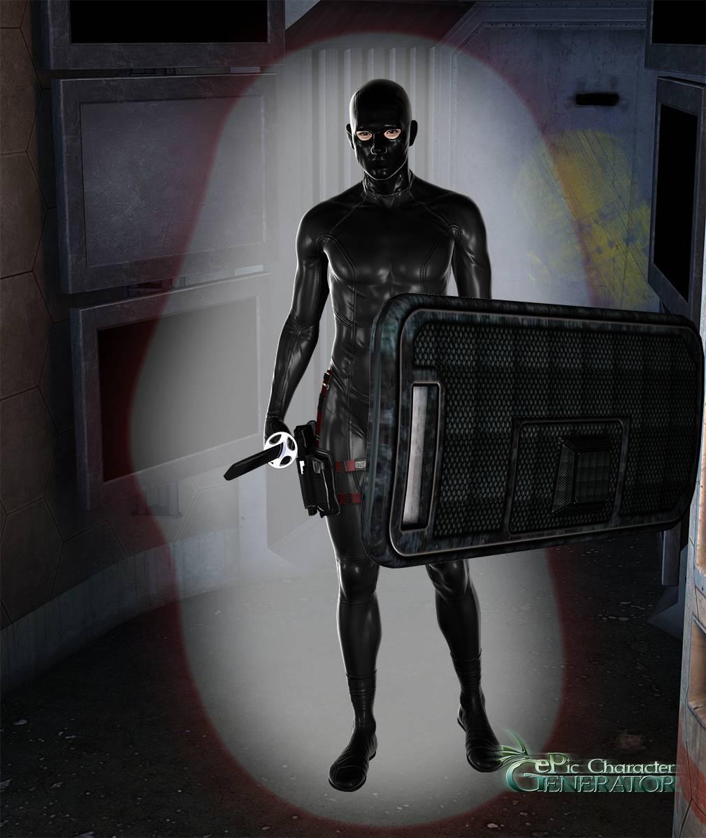 ePic Character Generator Season 2 Male Superhero Screenshot 12