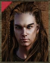 ePic Character Generator Season 2 Male Warrior Icon
