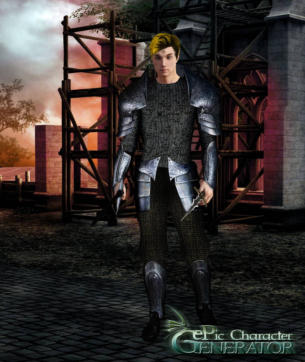 ePic Character Generator Season 2 Male Warrior Screenshot 06