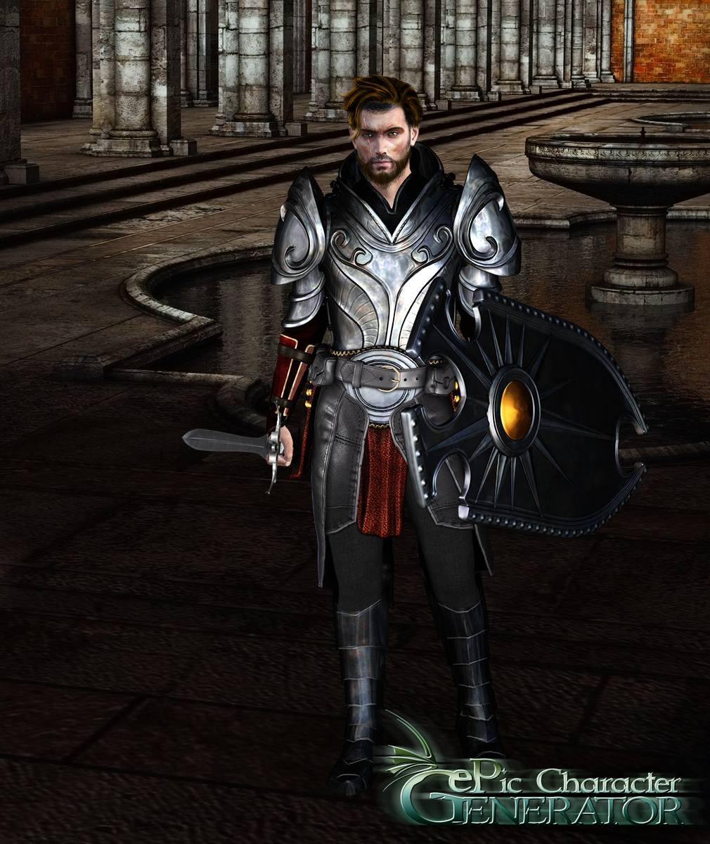 ePic Character Generator Season 2 Male Warrior Screenshot 07