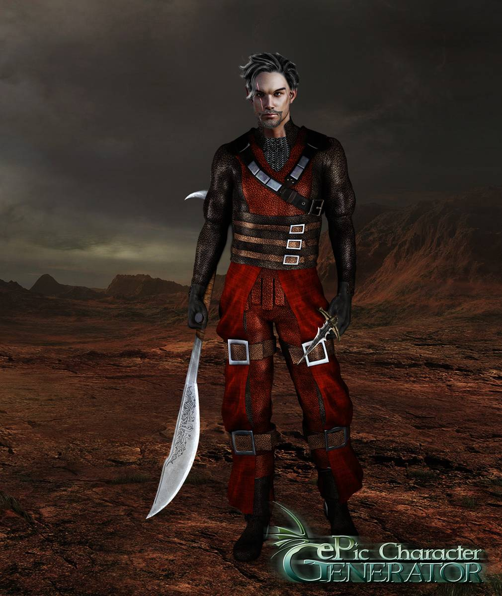 ePic Character Generator Season 2 Male Warrior Screenshot 11