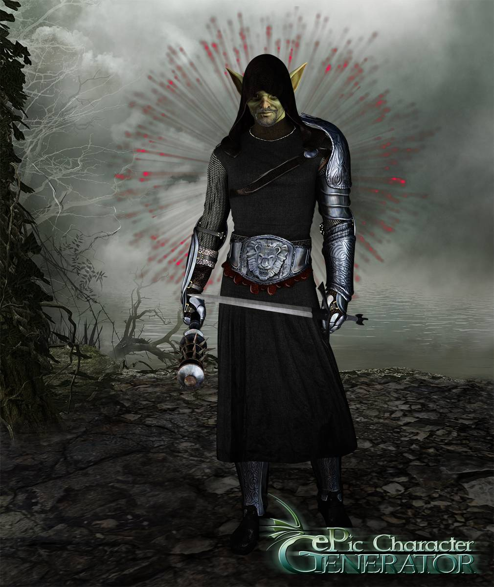 ePic Character Generator Season 2 Male Warrior Screenshot 13