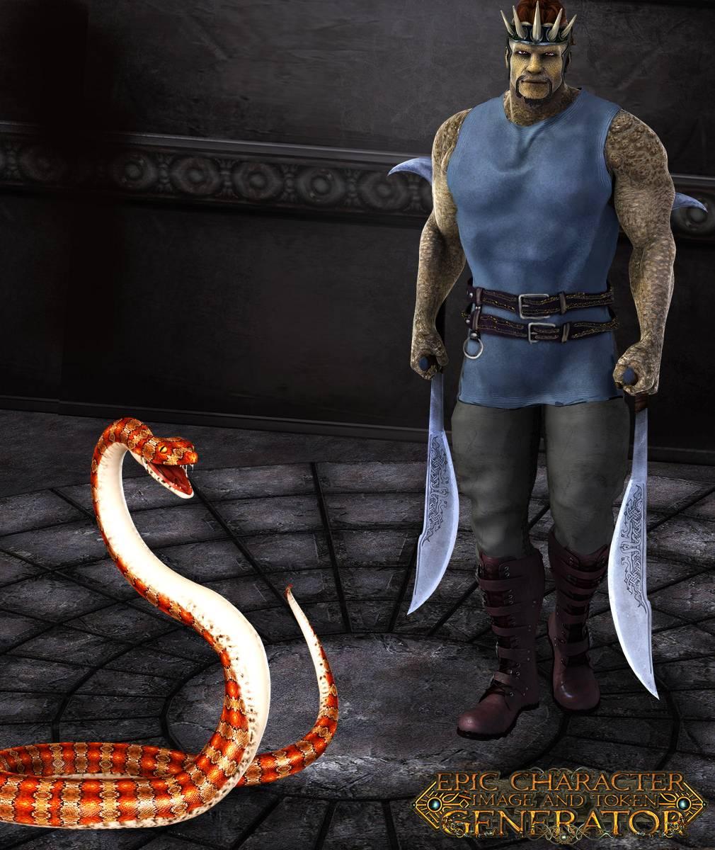 ePic Character Generator Season 2 Muscular Barbarian Screenshot 14