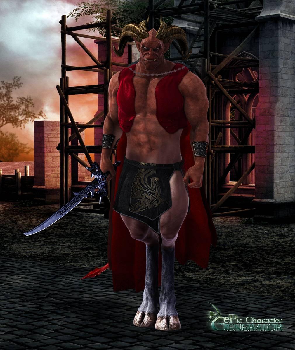 ePic Character Generator Season 2 Muscular Supernatural Screenshot 05