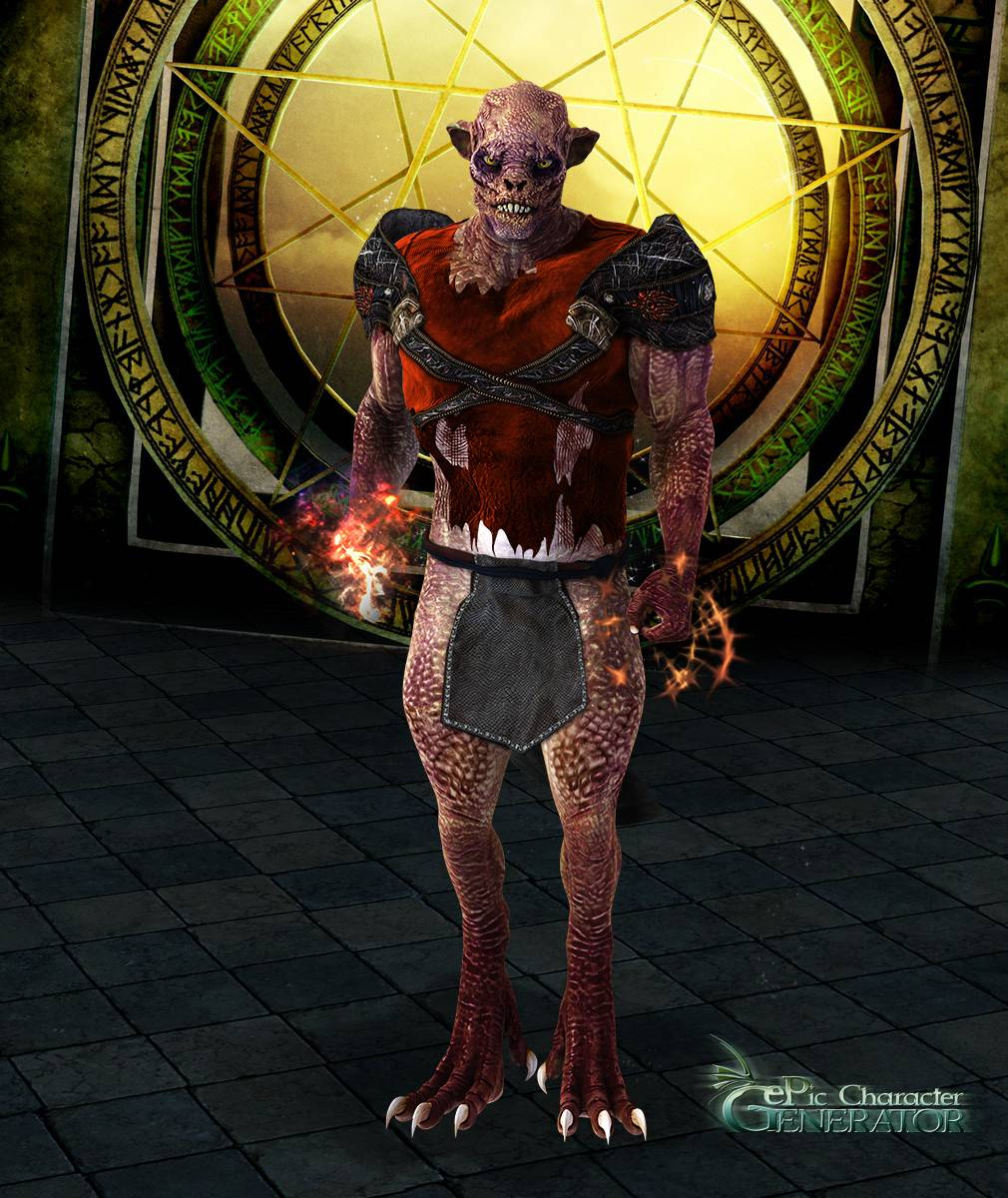 ePic Character Generator Season 2 Muscular Supernatural Screenshot 07